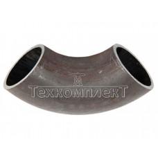 Отвод стальной крутоизогнутый 377х8 90 градусов ГОСТ 17375-2001