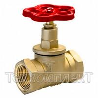 Клапан запорный (Вентиль) 15Б1п, Ду 40